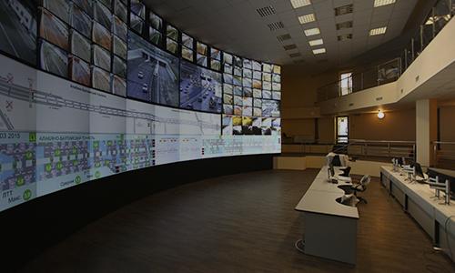 Центры управления и ситуационные центры