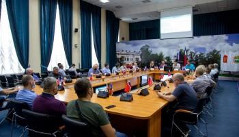 Разработка КСОТ города Благовещенска